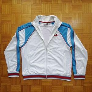 Vintage Puma Jacket Medium